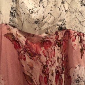 Anthropologie Dresses - Varun Bahl Floral Sleeveless Dress - 4P
